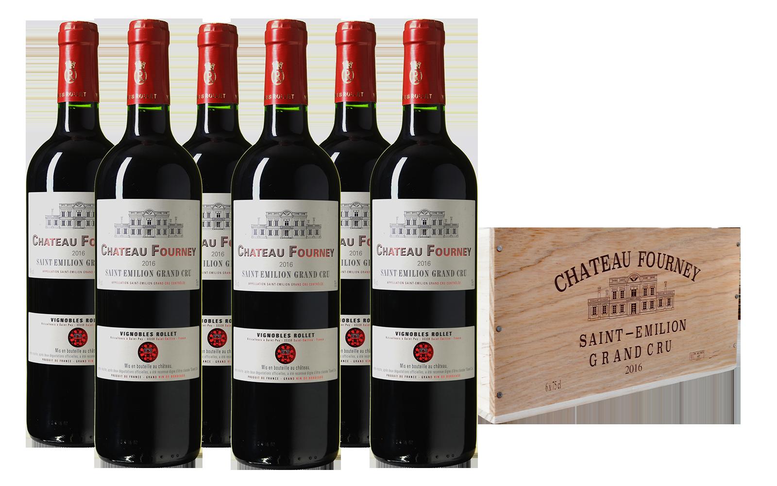 Château Fourney Saint-Émilion Grand Cru wijnbeurs.nl