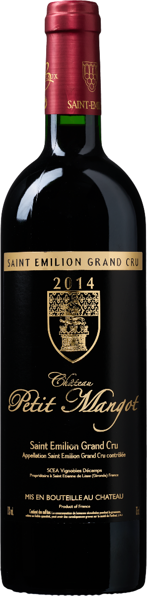 Château Petit Mangot Saint-Émilion Grand Cru wijnbeurs.nl