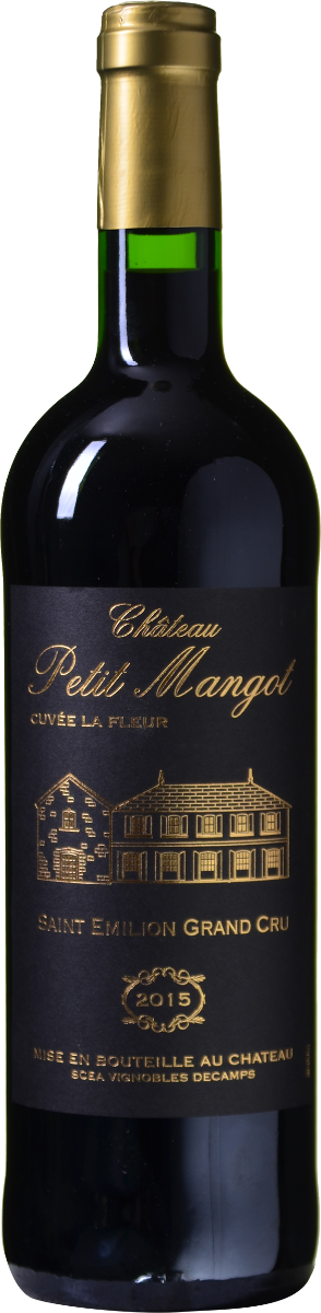 Ch�teau Petit Mangot 'Cuv�e la Fleur' Saint-�milion Grand Cru