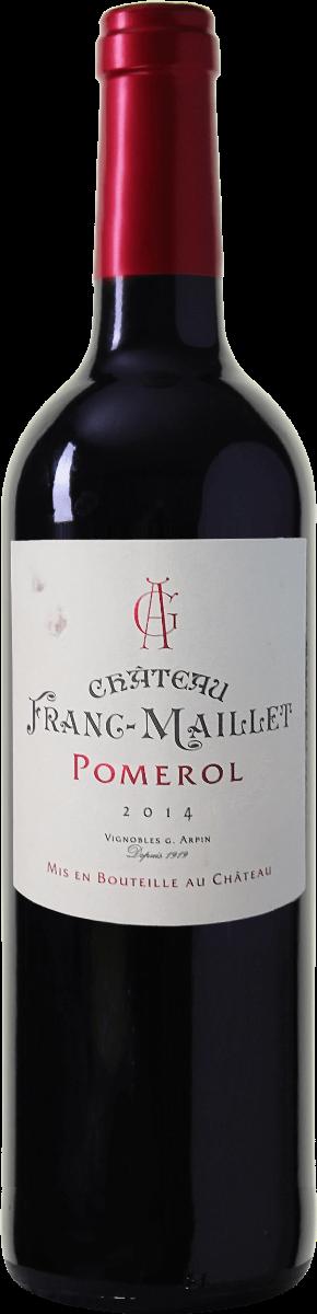 Ch�teau Franc-Maillet Pomerol