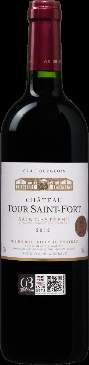 Château Tour Saint-Fort Cru Bourgeois Saint-Estèphe