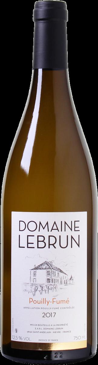 Domaine Lebrun Pouilly-Fumé wijnbeurs.nl