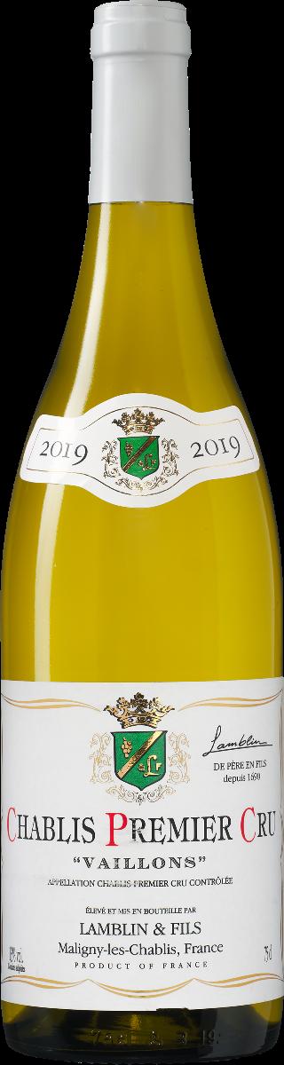 Lamblin & Fils 'Vaillons' Chablis 1er Cru wijnbeurs.nl