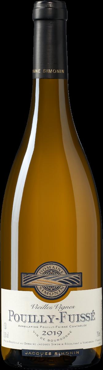 Domaine Simonin 'Vieilles Vignes' Pouilly-Fuissé