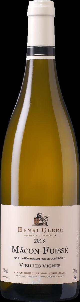 Henri Clerc 'Vieilles Vignes' Mâcon-Fuissé