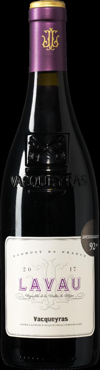 Lavau Vacqueyras wijnbeurs.nl