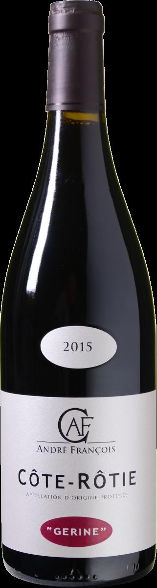 Domaine André François 'Cuvée Gerine' Côte-Rôtie wijnbeurs.nl