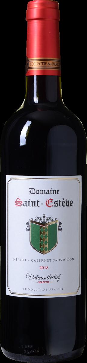 Domaine Saint-Estève Merlot-Cabernet