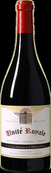 Unité Royale Pinot Noir-Cabernet-Merlot