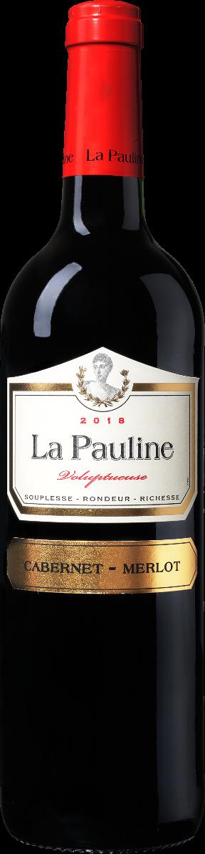 La Pauline 'Voluptueuse' Cabernet-Merlot