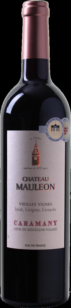 Château Mauleon Vieilles Vignes Côtes du Roussillon wijnbeurs.nl