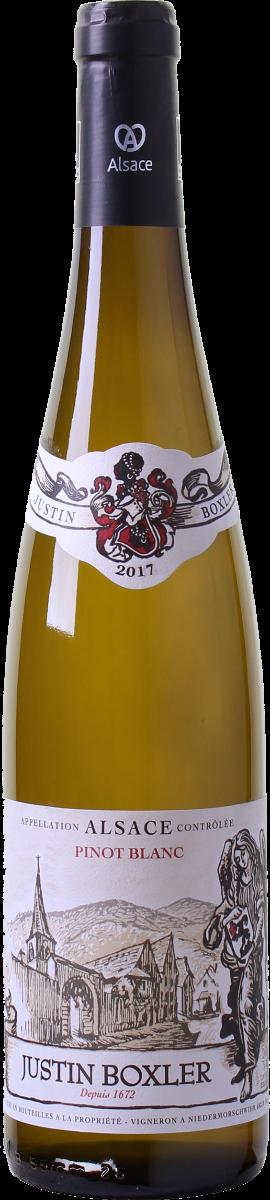 Justin Boxler Pinot Blanc Elzas