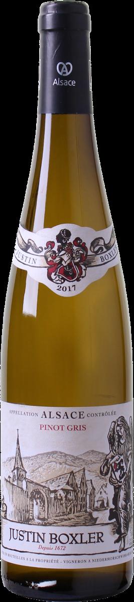 Justin Boxler Pinot Gris Elzas