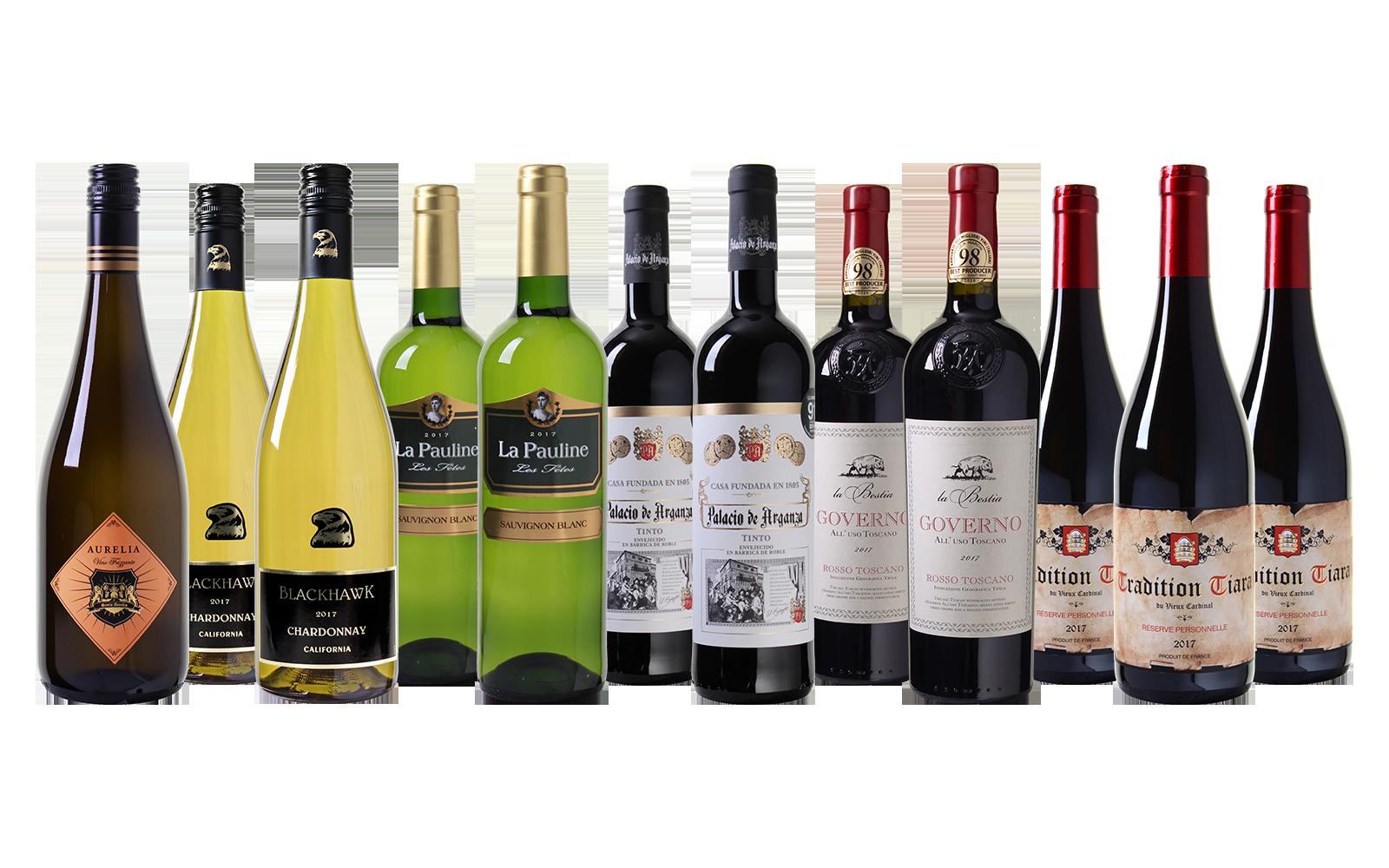 Winter Wijnpakket