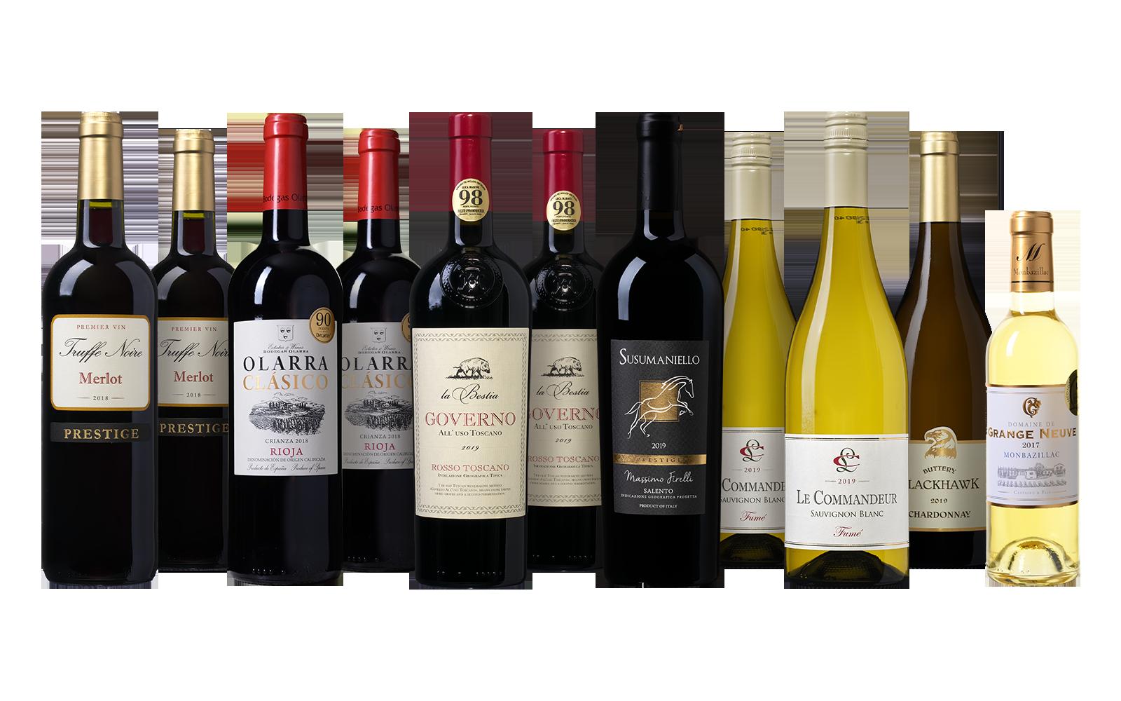 Kerst Wijnpakket wijnbeurs.nl