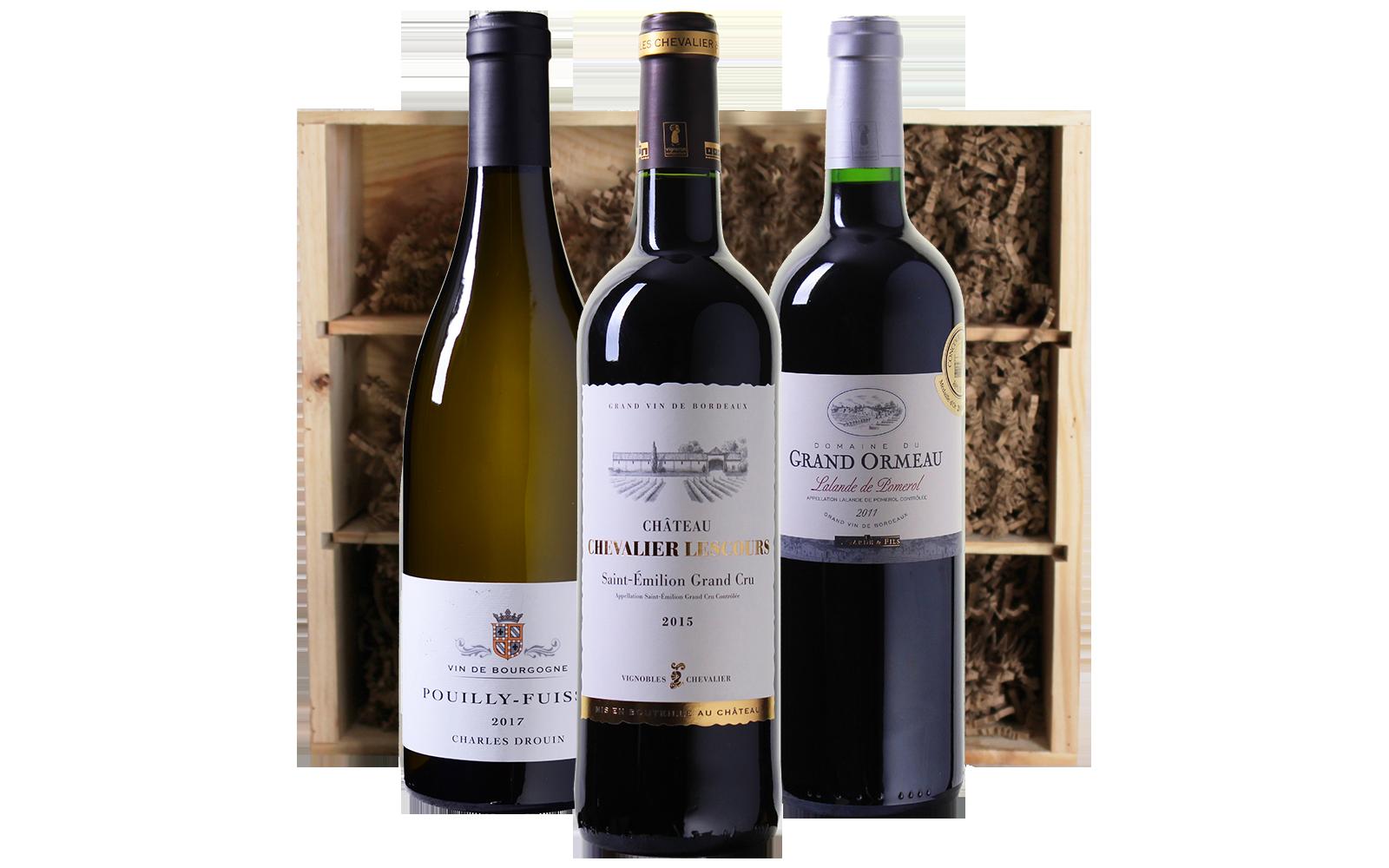 Fenomenale Franse Kist wijnbeurs.nl