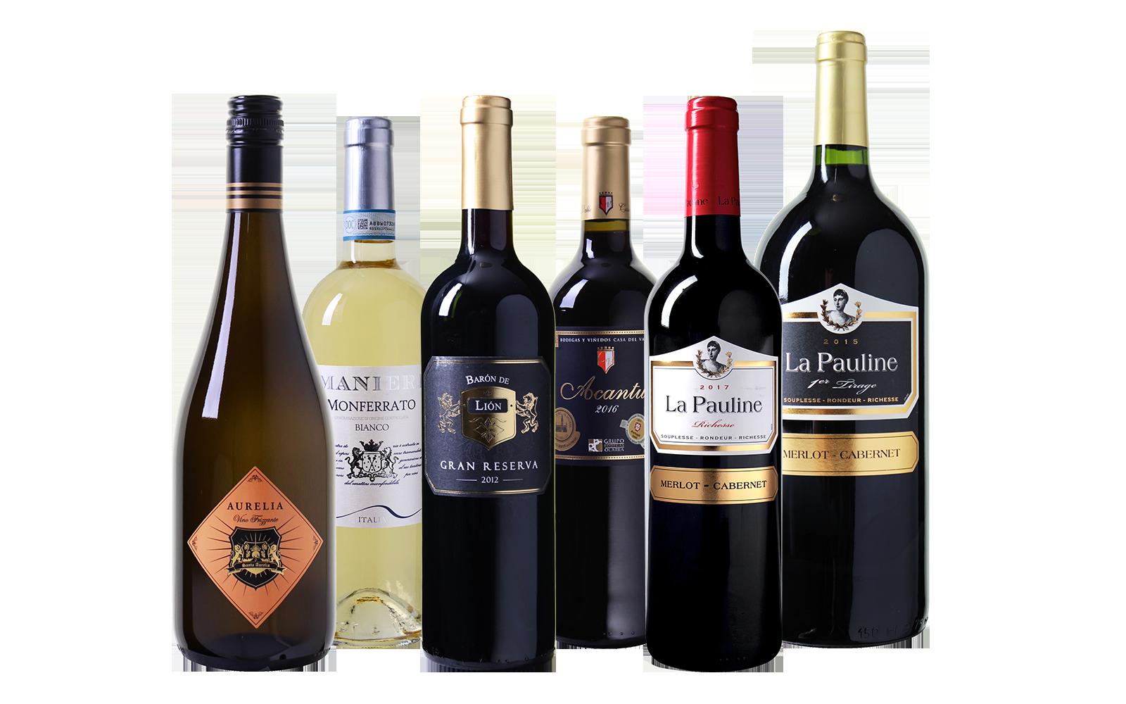 Sterrenparade Wijnpakket + Magnum