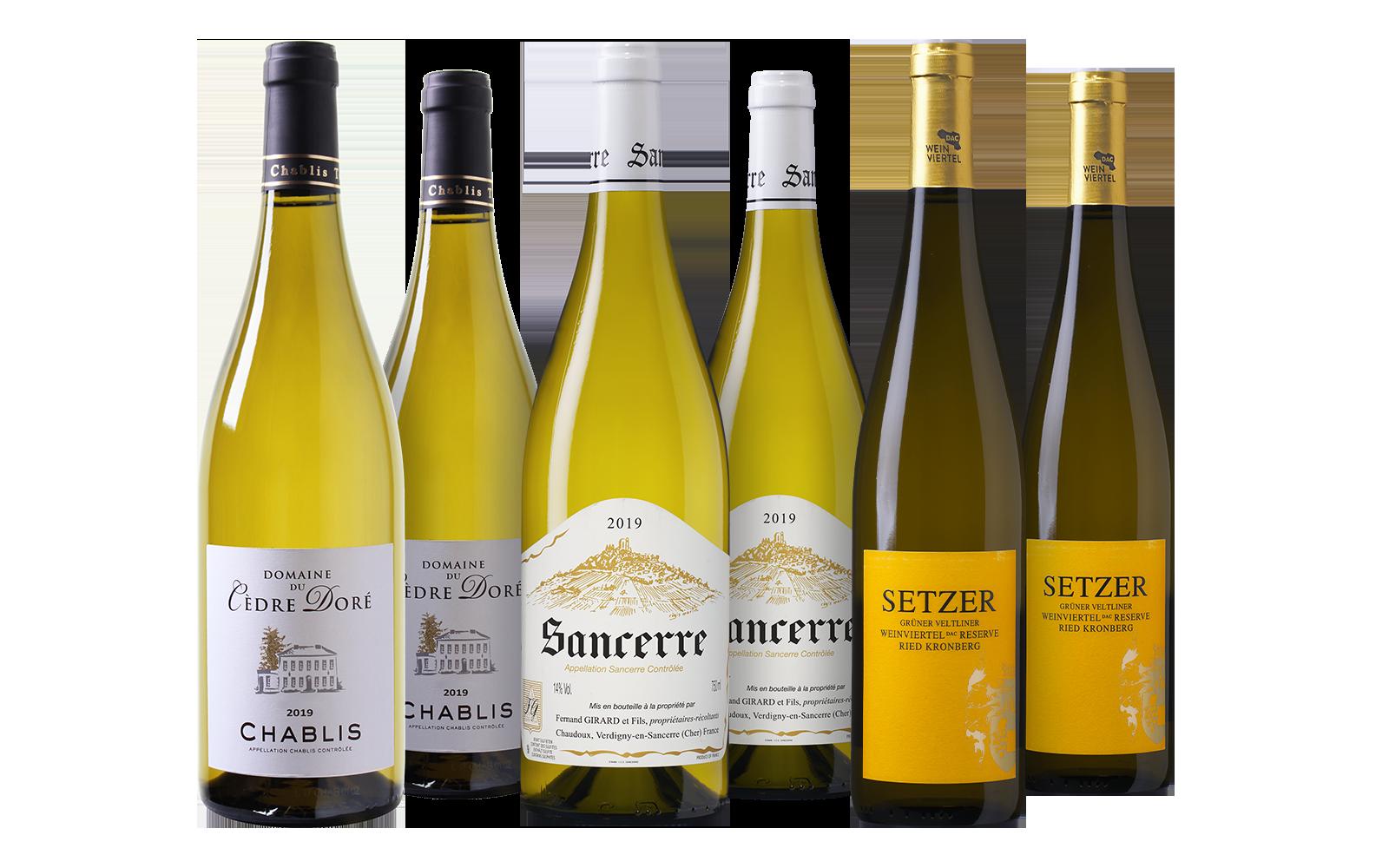 Luxe Wit Wijnpakket wijnbeurs.nl