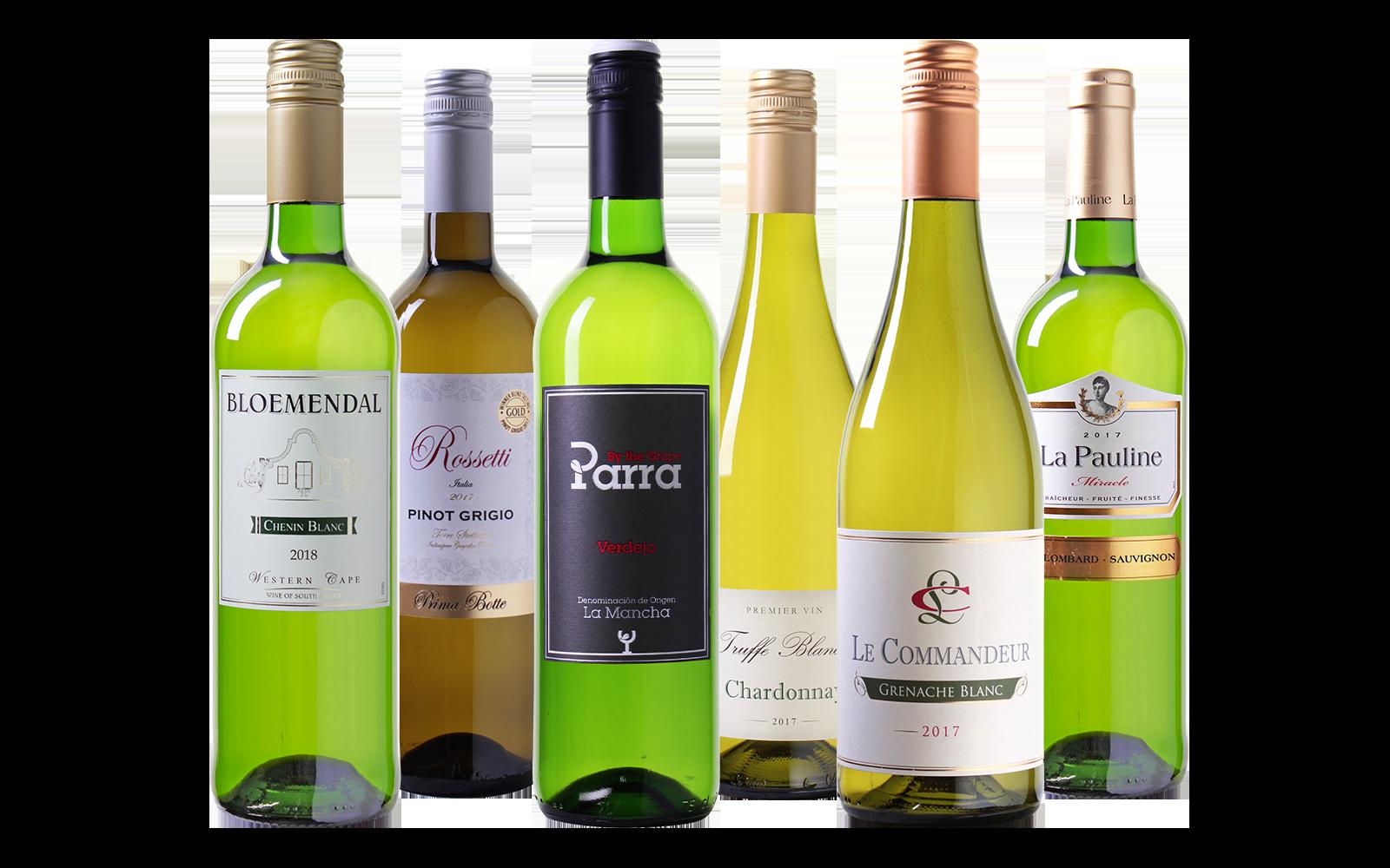 Best Buy Wit Wijnpakket wijnbeurs.nl