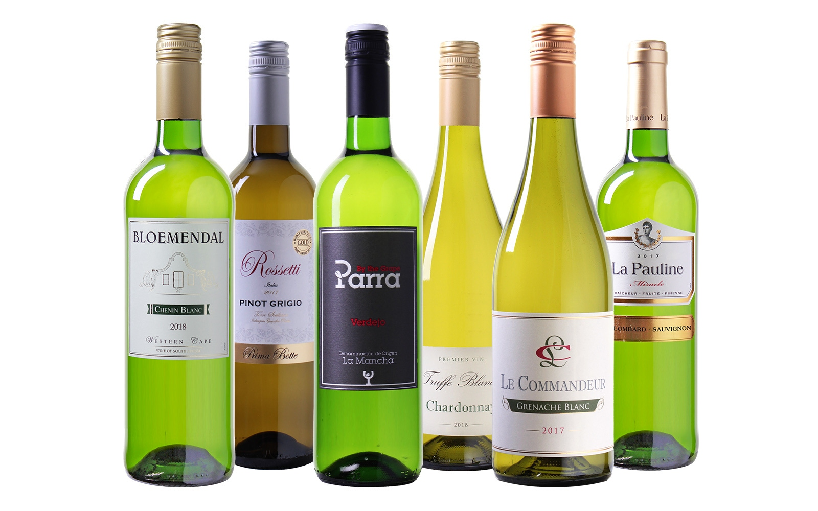 Afbeelding van Best Buy Wit Wijnpakket