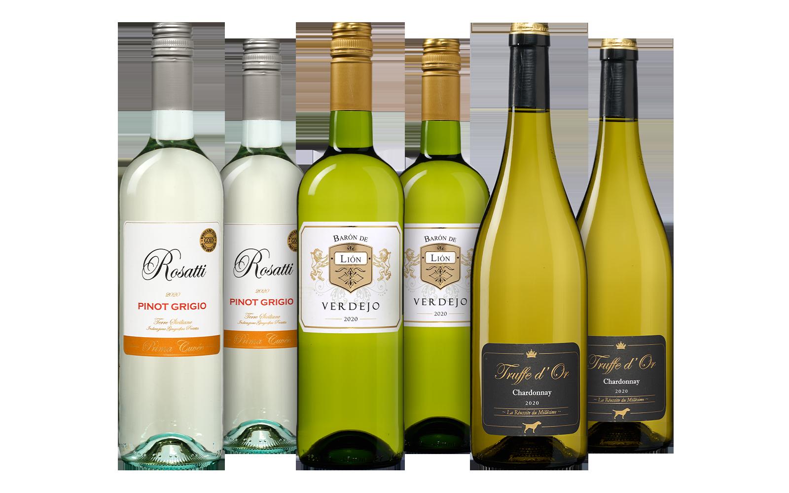 Zomers Wit Wijnpakket