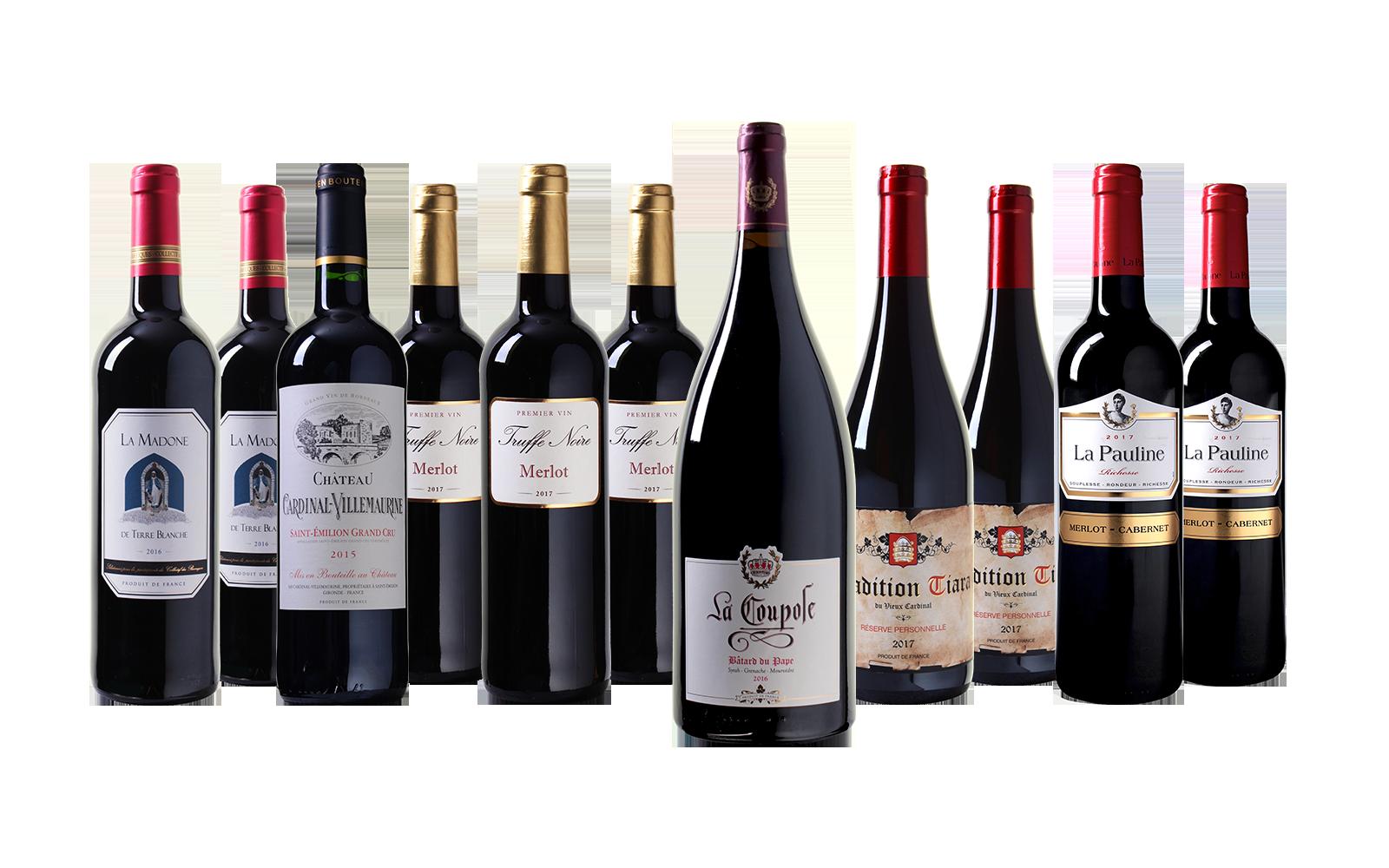 Frans Klassiek Wijnpakket wijnbeurs.nl