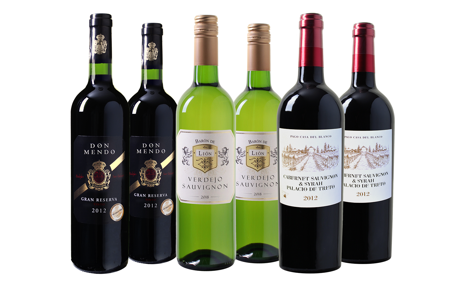 Afbeelding van Best Buy Spanje Wijnpakket