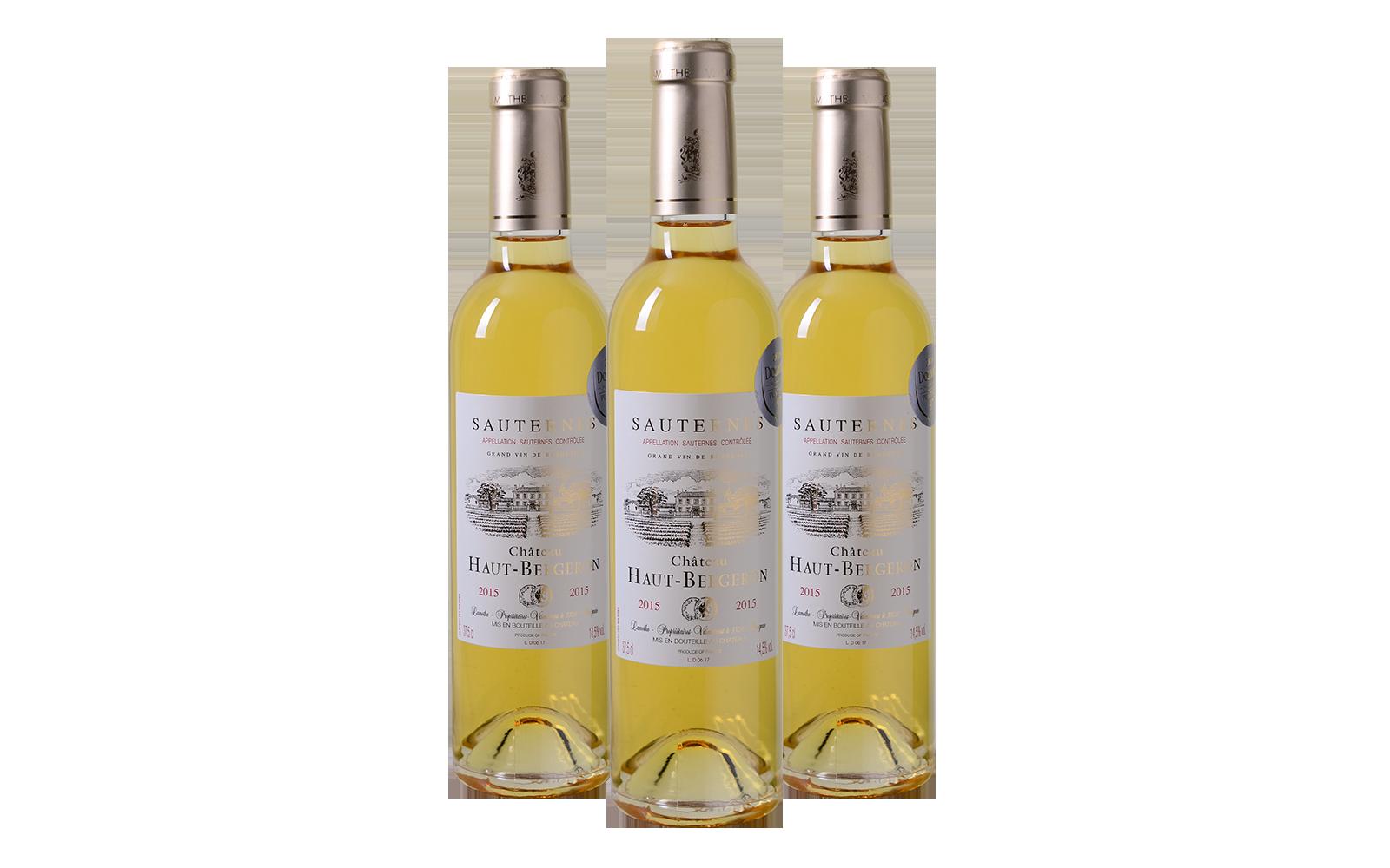 Château Haut-Bergeron Sauternes wijnbeurs.nl