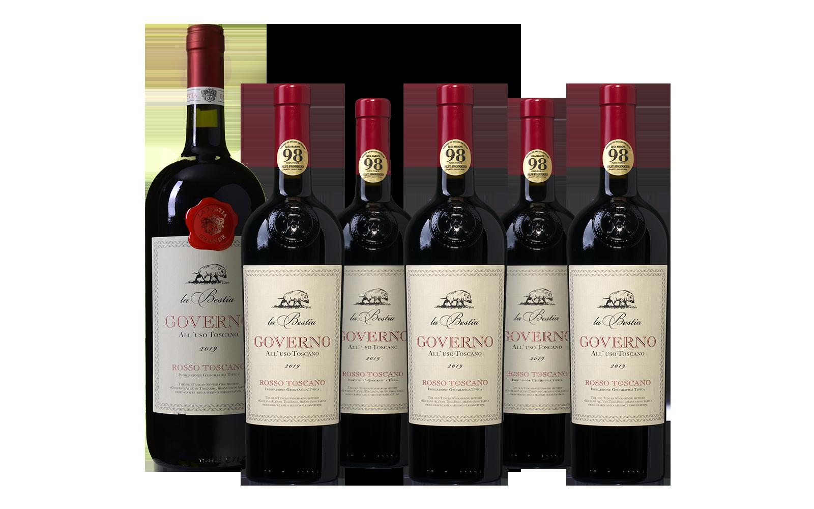 Image of La Bestia Wijnpakket
