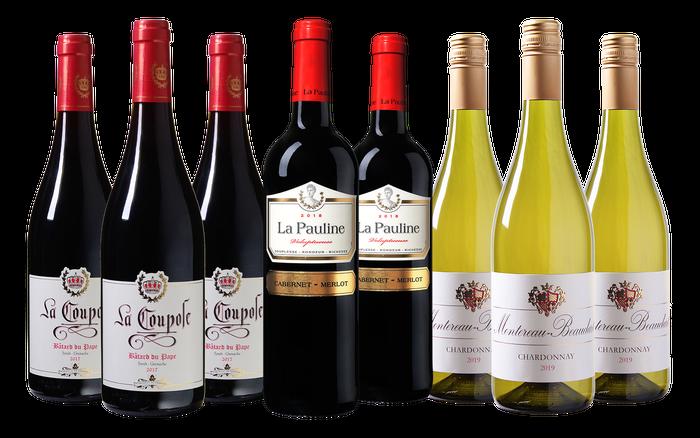 Bourgondisch Frankrijk Wijnpakket