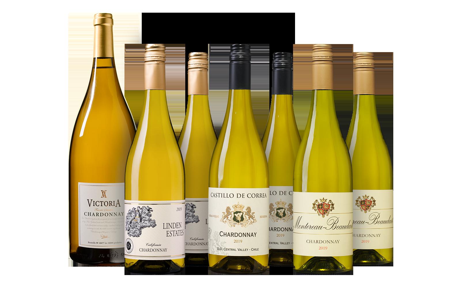 Culinair Chardonnay Wijnpakket met Magnum wijnbeurs.nl