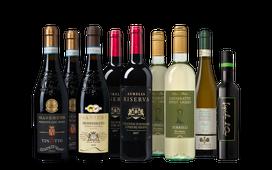 Italiaans Wijnpakket met Olijfolie