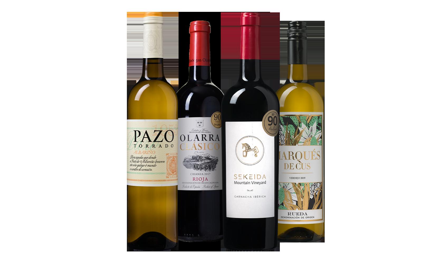 Spaans Wijnpakket wijnbeurs.nl