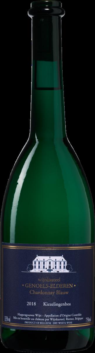 Wijnkasteel Genoels-Elderen Chardonnay Blauw
