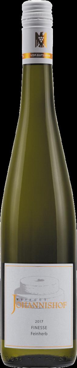 Weingut Johannishof 'Finesse' Riesling Feinherb wijnbeurs.nl