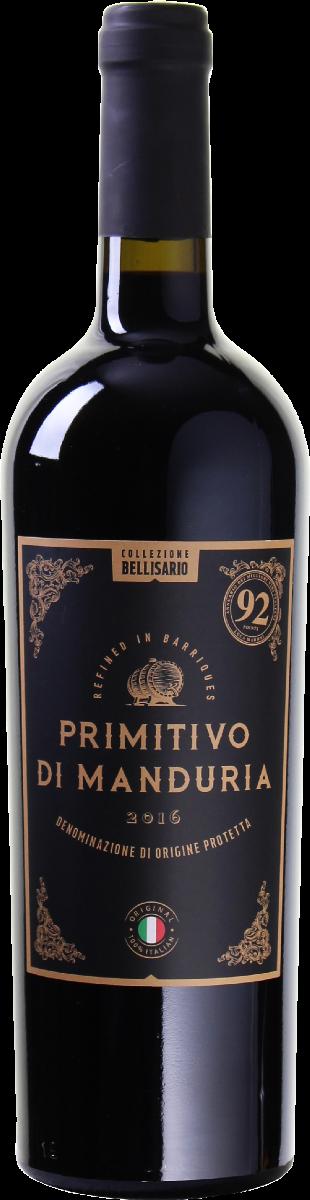 Primitivo di Manduria wijnbeurs.nl