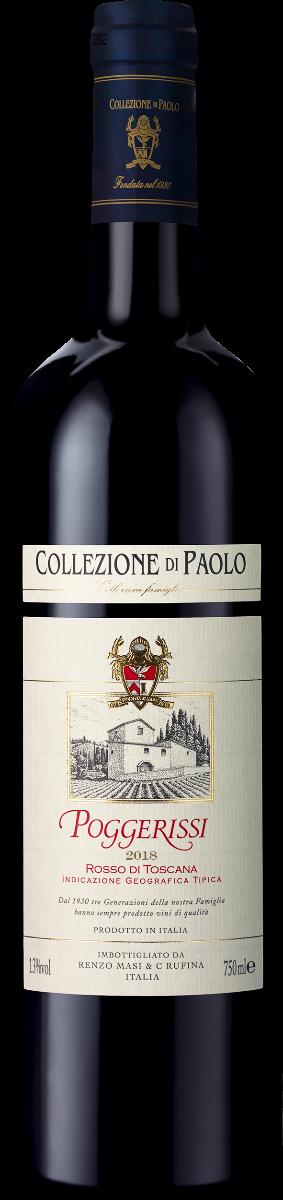 Collezione di Paolo 'Poggerissi' Rosso Toscana