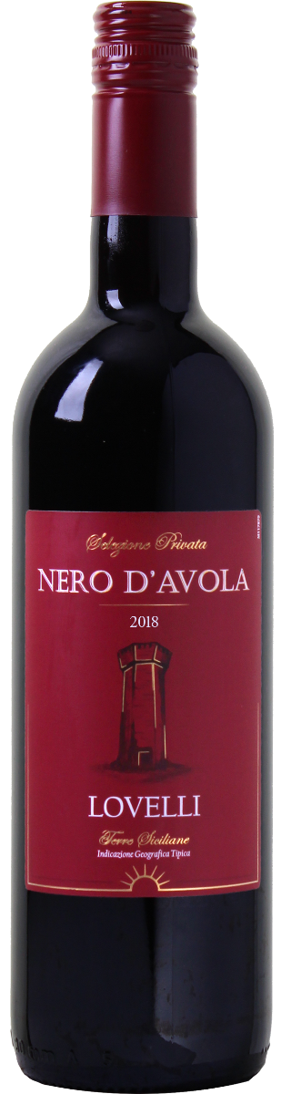 Lovelli Nero d'Avola