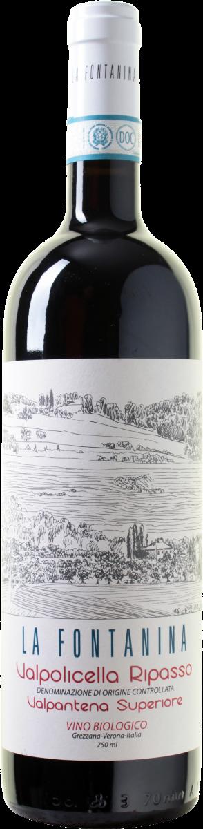 La Fontanina Valpolicella Ripasso (Organic) wijnbeurs.nl