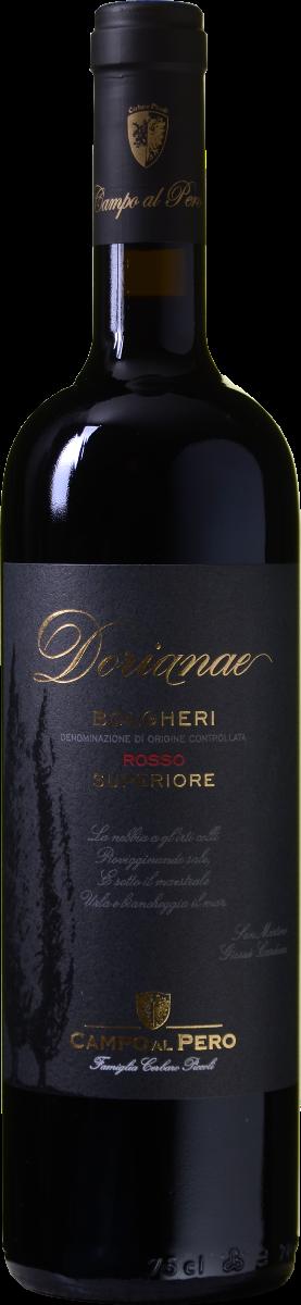 Campo al Pero 'Dorianae' Bolgheri Superiore wijnbeurs.nl