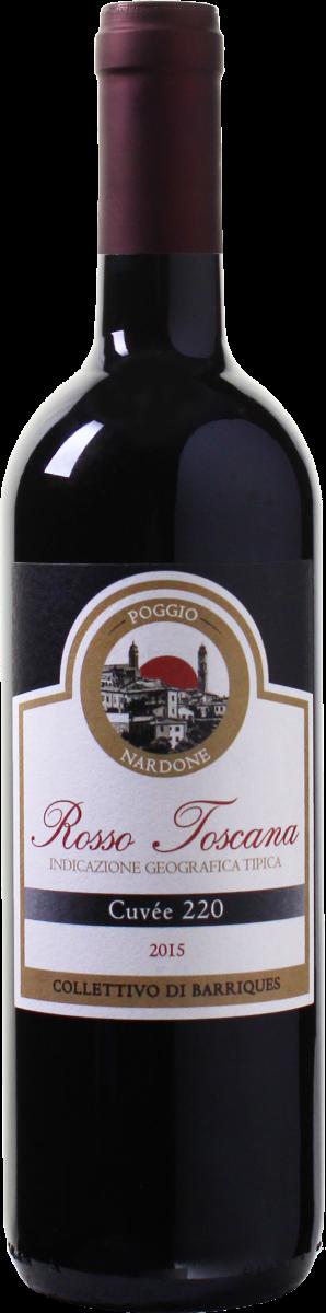 Poggio Nardone 'Cuvee 220' Rosso Toscana