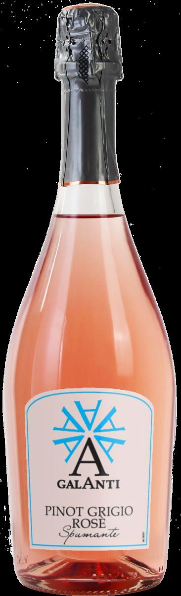 Galanti Pinot Grigio Rosé Spumante