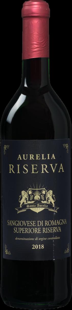 Image of Aurelia Sangiovese di Romagna Superiore Riserva