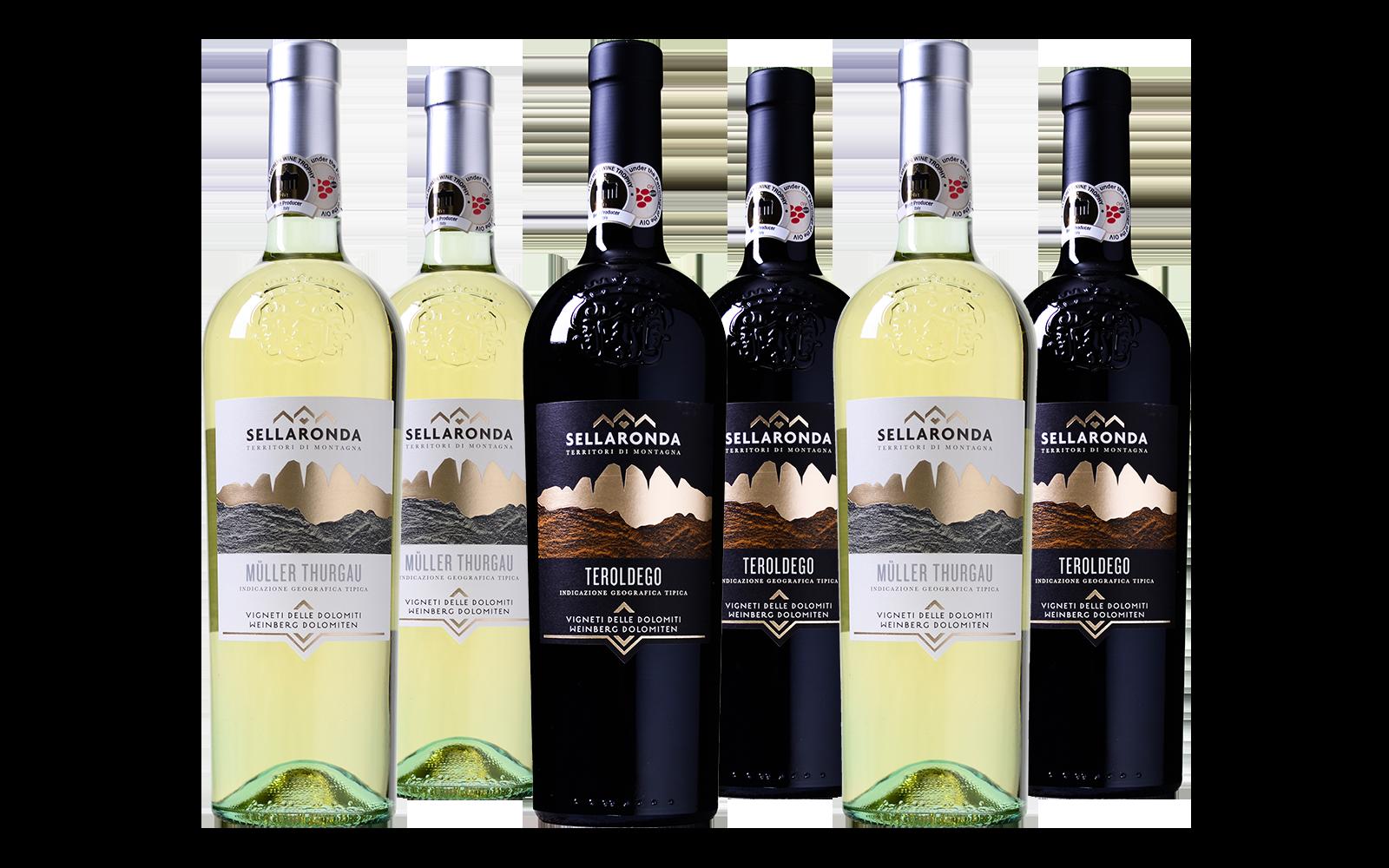 Luca Maroni Wijnpakket