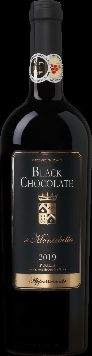Black Chocolate di Montebello Appassimento