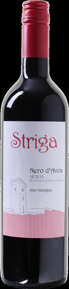 Striga Nero d'Avola (Organic)