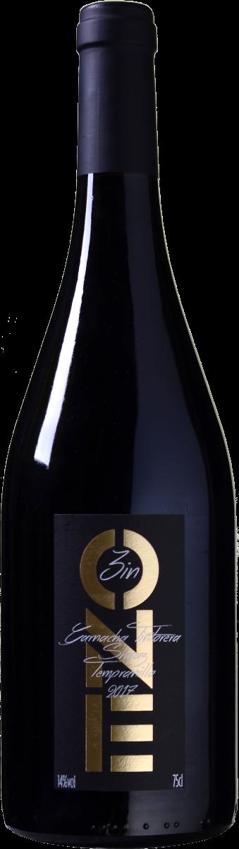 3 in One Garnacha-Shiraz-Tempranillo wijnbeurs.nl