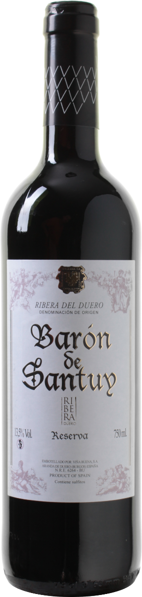 Baron de Santuy Ribera del Duero