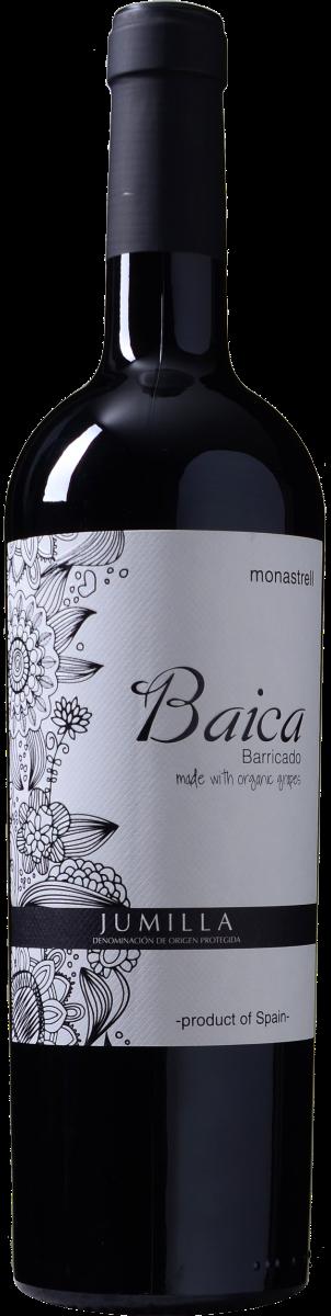 Baica Barricado (Organic) wijnbeurs.nl