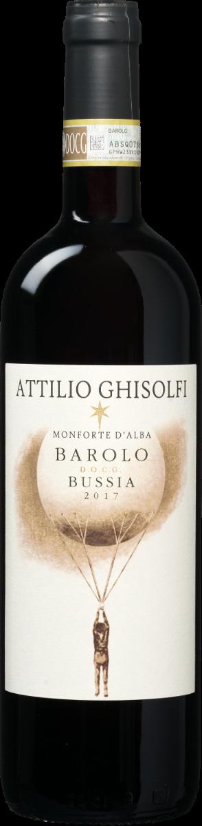 Image of Attilio Ghisolfi 'Bussia' Barolo